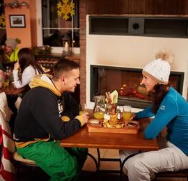 gastronomie skiresort ern hora pec. Black Bedroom Furniture Sets. Home Design Ideas
