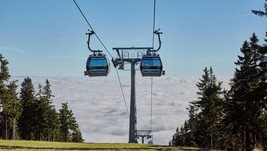 Cable car in operation on weekends also in November