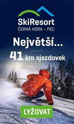 SkiResort ČERNÁ HORA – PEC